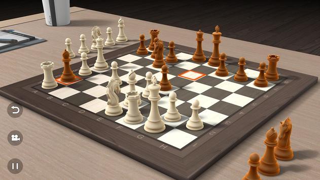 Real Chess 3D FREE ScreenShot2