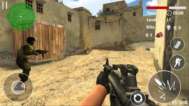 Counter Terrorist Shoot ScreenShot2