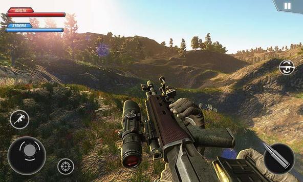 WW2 US Army Commando Survival Battleground ScreenShot2