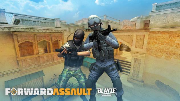 Forward Assault ScreenShot2