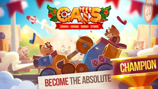 CATS: Crash Arena Turbo Stars ScreenShot2