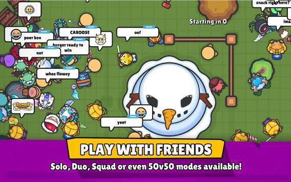 ZombsRoyale.io  2D Battle Royale ScreenShot2