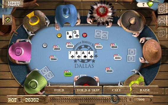 Governor of Poker 2  OFFLINE POER GAME ScreenShot2