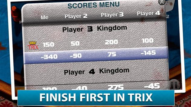 Trix: No1 Playing Cards Game in the Middle East ScreenShot2