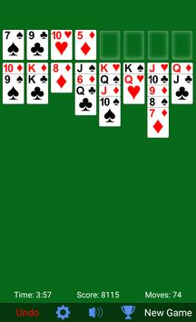 FreeCell Solitaire ScreenShot2