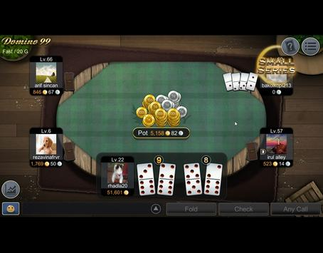 NEW Mango Domino 99  QiuQiu ScreenShot2