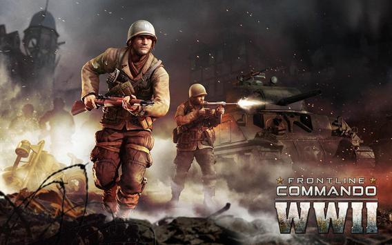 FRONTLINE COMMANDO: WW2 ScreenShot2