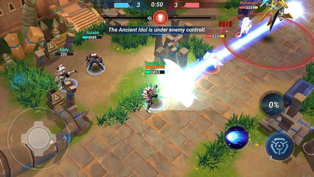 Mobile Battleground  Blitz ScreenShot2
