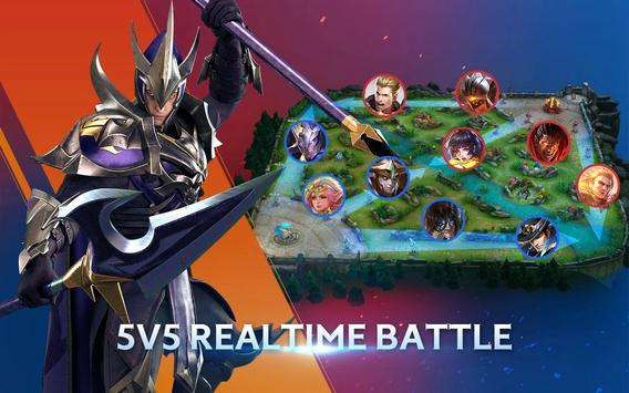 Arena of Valor: 5v5 Battle ScreenShot2