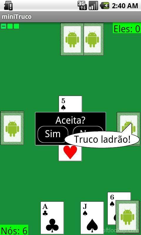 miniTruco (Truco Bluetooth) ScreenShot2