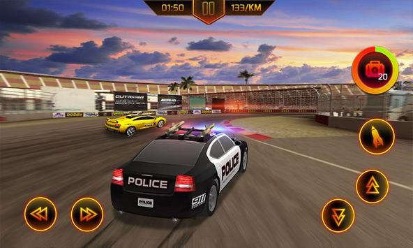 Police Car Chase ScreenShot2