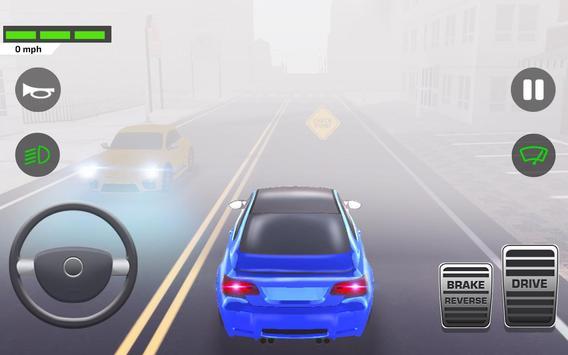 Car Driving and Parking School ScreenShot2
