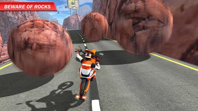 Racing on Bike Free ScreenShot2