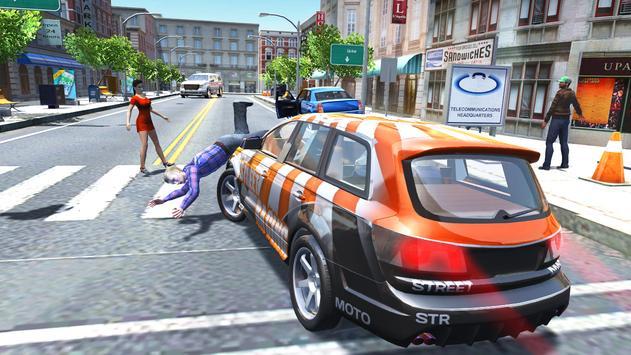 Urban Car Simulator ScreenShot2