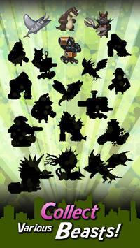 World Beast War: Destroy the World in an Idle RPG ScreenShot2