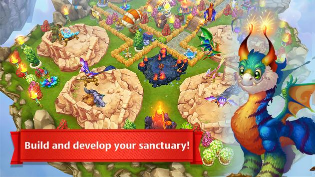 Dragons World ScreenShot2