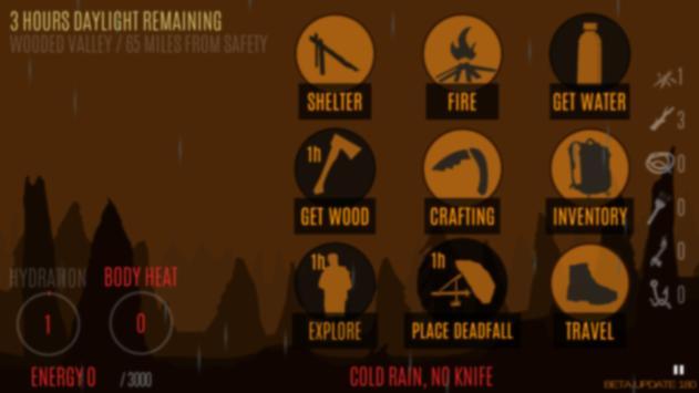 Survive  Wilderness survival ScreenShot2