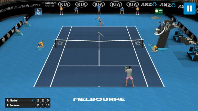 Australian Open Game ScreenShot2