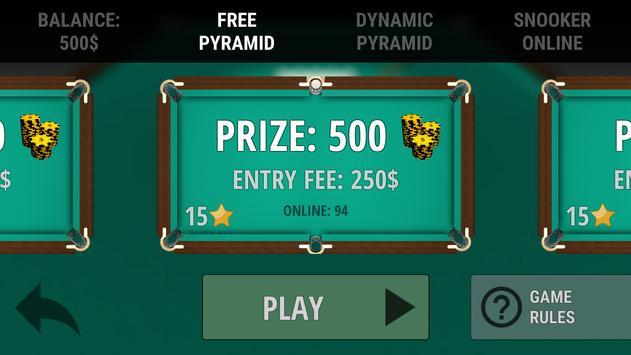 Russian Billiard Pool ScreenShot2