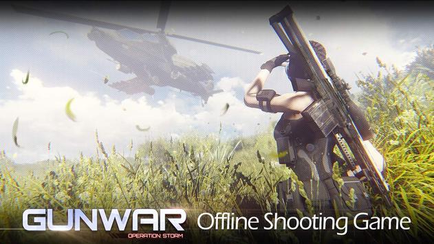 Gun War: Shooting Games ScreenShot2