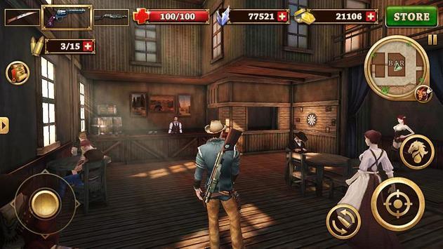 West Gunfighter ScreenShot2