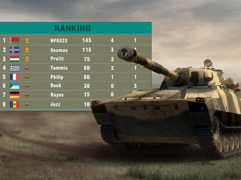 War Machines: Free Multiplayer Tank Shooting Games ScreenShot2