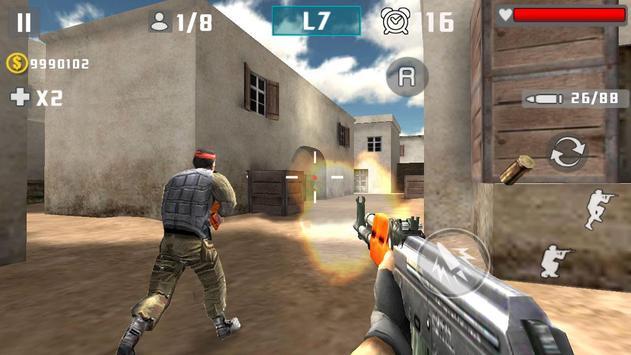 Gun Shot Fire War ScreenShot2