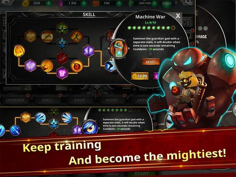 Stickman Legends: Ninja WarriorsShadow of War ScreenShot2