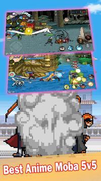 League of Ninja: Moba Battle ScreenShot2