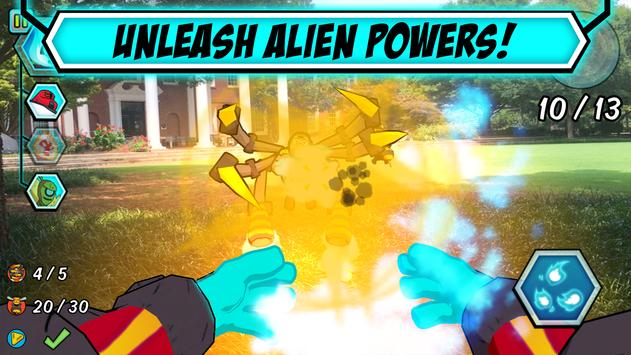 Ben 10: Alien Experience ScreenShot2
