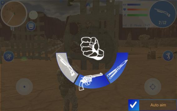 Desert Battleground ScreenShot2