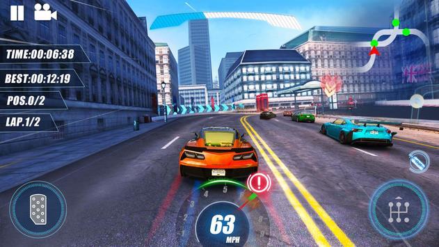 Speedway Drifting Asphalt Car Racing Games ScreenShot2