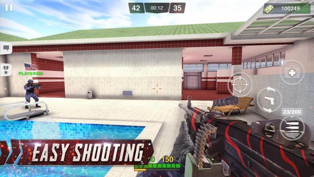 Special Ops: Gun Shooting  Online FPS War Game ScreenShot2