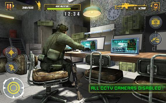 Mission IGI: Free Shooting Games FPS ScreenShot2