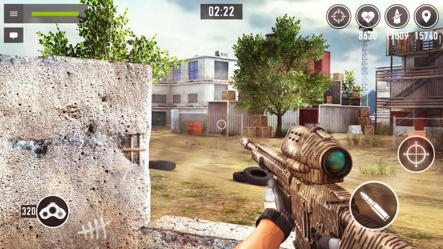 Sniper Arena: PvP Army Shooter ScreenShot2