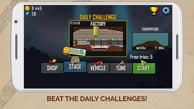 Hill Climb Racing ScreenShot2