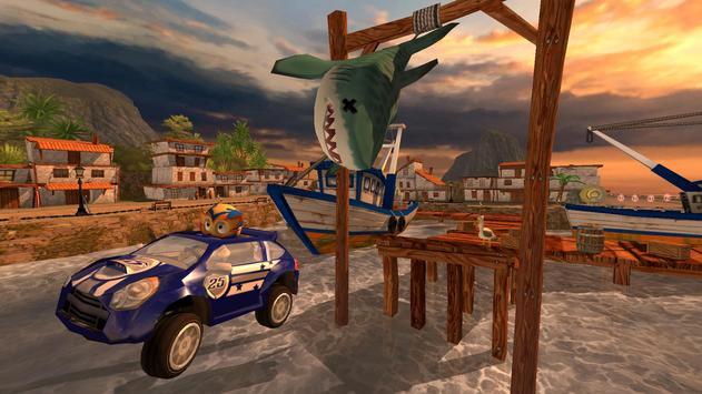 Beach Buggy Racing ScreenShot2