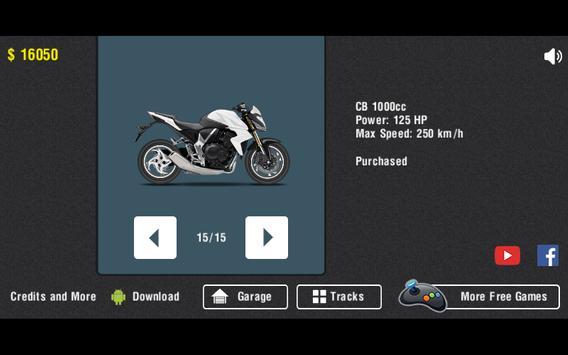 Moto Wheelie ScreenShot2