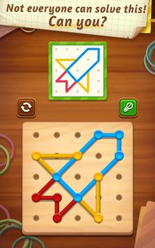 Line Puzzle: Color String Art ScreenShot2
