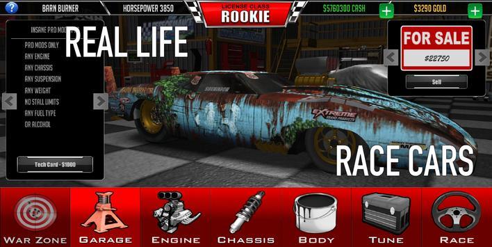 Door Slammers 2 Drag Racing ScreenShot2