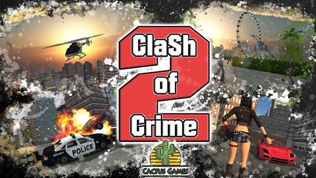 Clash of Crime Mad City War Go ScreenShot2
