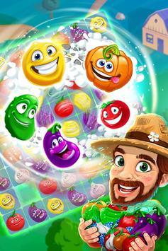 Funny Farm match 3 game ScreenShot2