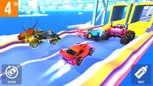 SUP Multiplayer Racing ScreenShot2