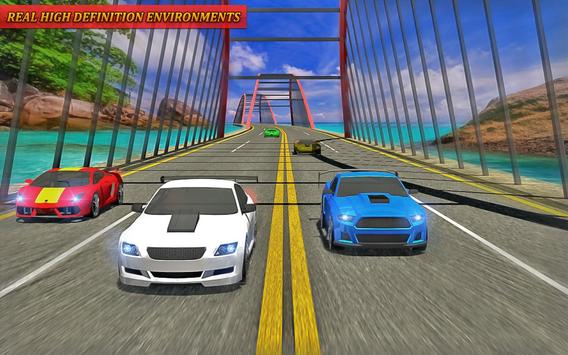 Crazy Car Traffic Racing: crazy car chase ScreenShot2