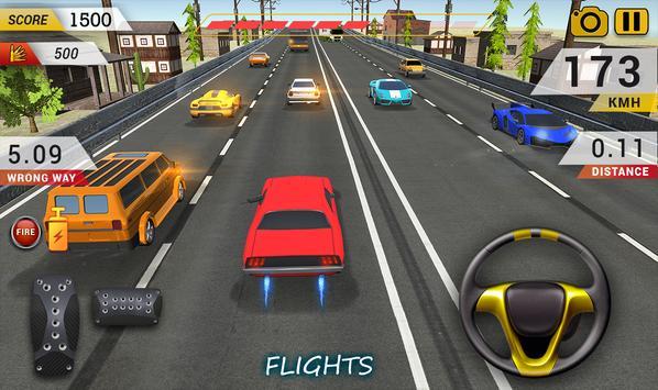 Highway Car Driving : Highway Car Racing Game ScreenShot2