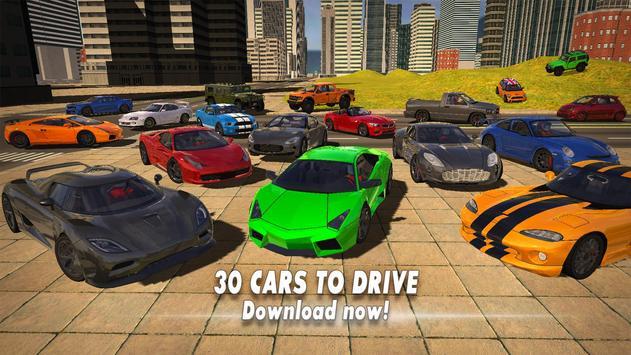 Car Simulator 2018 ScreenShot2