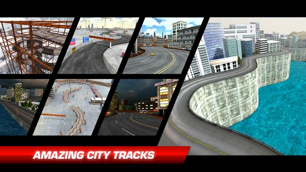 Drift Max City  Car Racing in City ScreenShot2