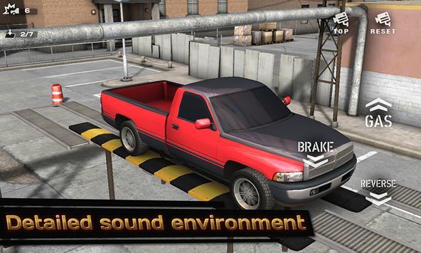 Backyard Parking 3D ScreenShot2