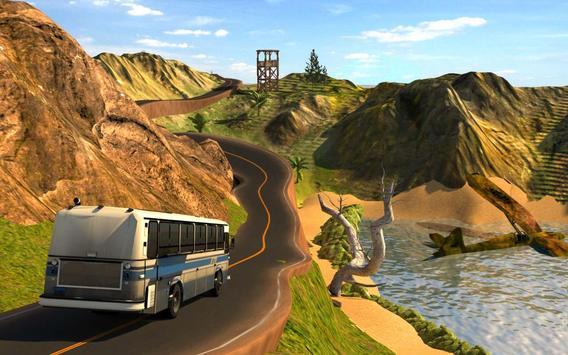 Bus Simulator Free ScreenShot2