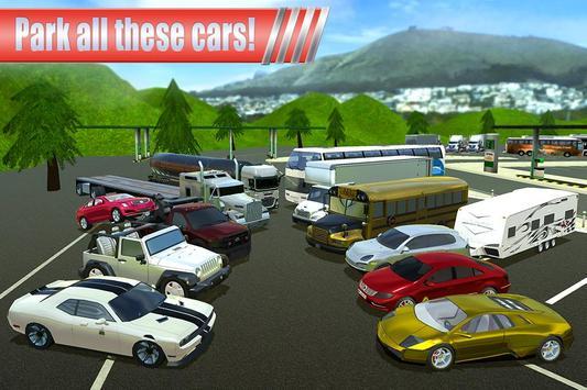 Gas Station: Car Parking Sim ScreenShot2